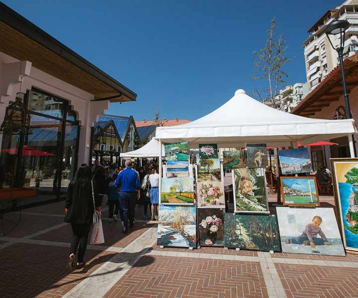 Panairi II i Zejtarise dhe Kreativitetit Shqiptar